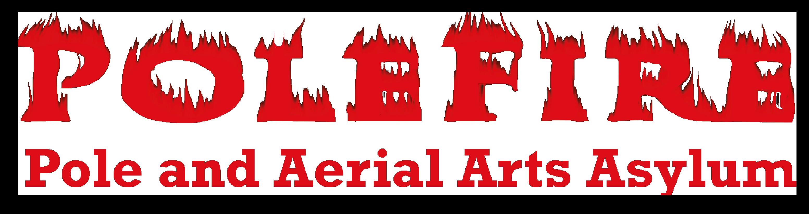 siren asylum text logo